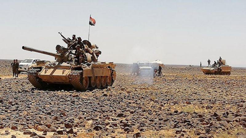 الجيش السوري يستأنف عملياته ضد التنظيمات الإرهابية بعد الاعتداءات المتكررة على المدنيين