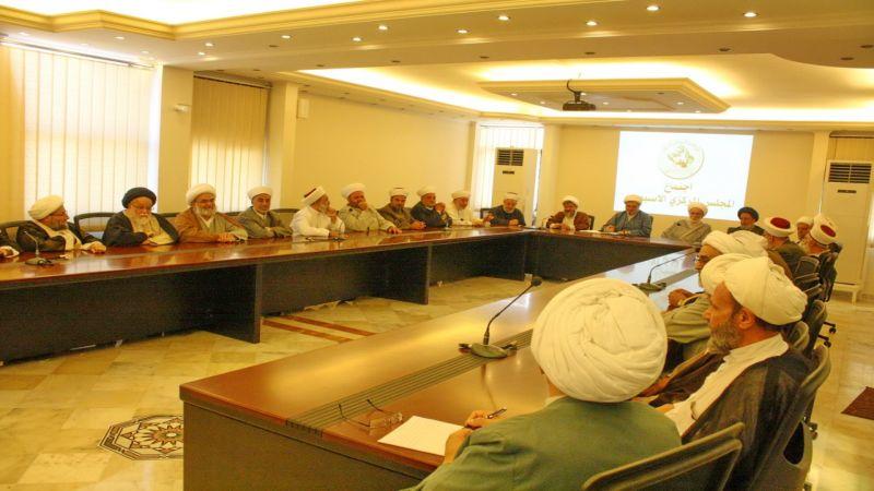 تجمع العلماء المسلمين: لعدم تأجيل انعقاد مجلس الوزراء تحت اي ذريعة