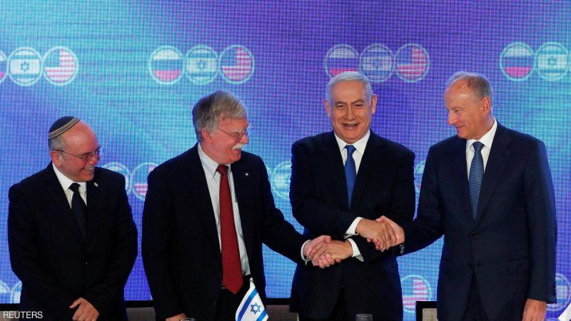 لقاء أميركي روسي إسرائيلي في القدس المحتلة