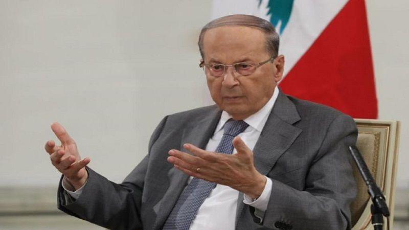 الرئيس عون: مستمرون بمحاربة الفساد دون التشهير