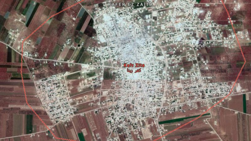 معركة  ادلب وحماه: رسم الخطوط على إيقاع الدولة السورية