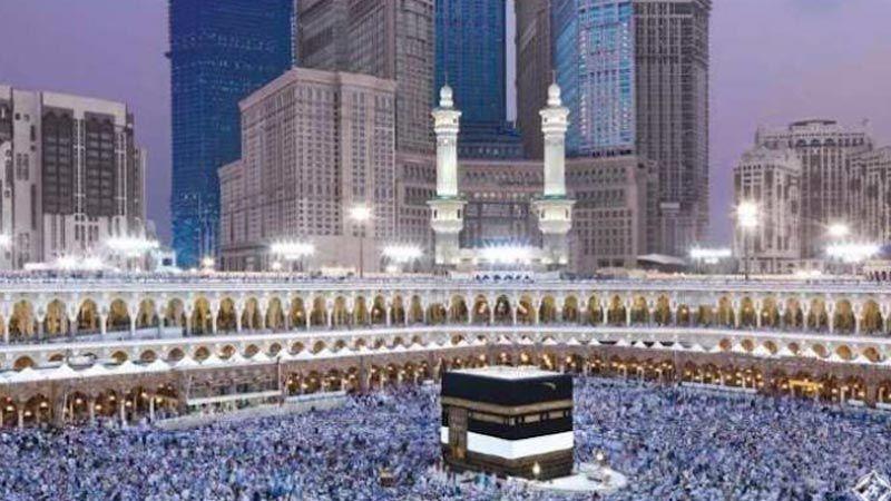 مكة المكرمة تستعد لاستقبال أكثر من مليون حاجّ