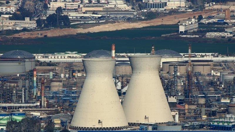 مفاعل ديمونا يقرّ بحصول تسربٍ لمواد إشعاعية