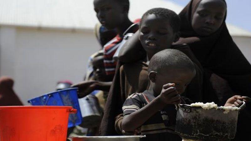 المجاعة تُهدّد الصومال