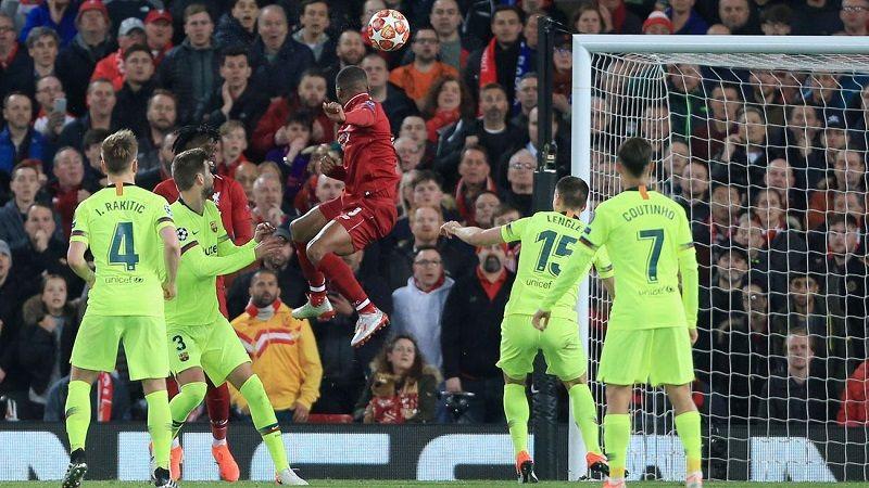 ليفربول يربح ويخسر بعد رباعية برشلونة!
