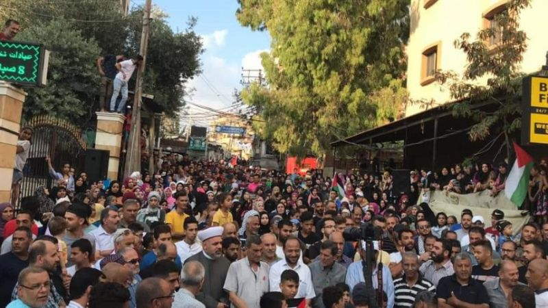 تحالف قوى المقاومة الفلسطينية: التحركات مستمرة رفضًا لقرار وزارة العمل اللبنانية