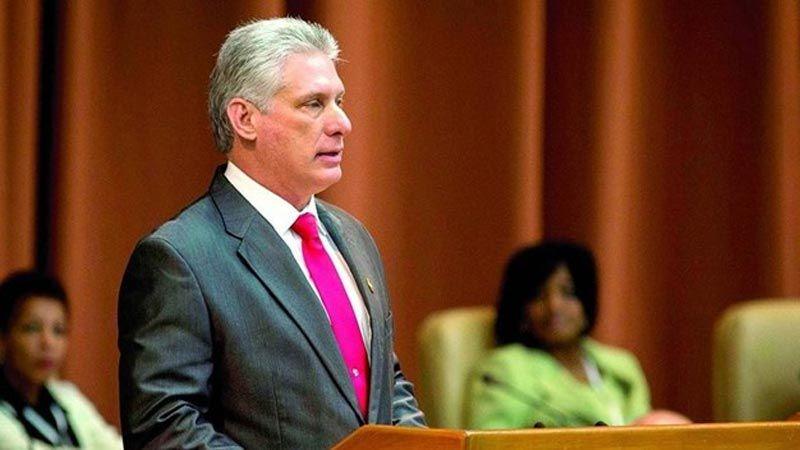 الرئيس الكوبي: سنواجه العقوبات الأميركية وسنتغلّب عليها