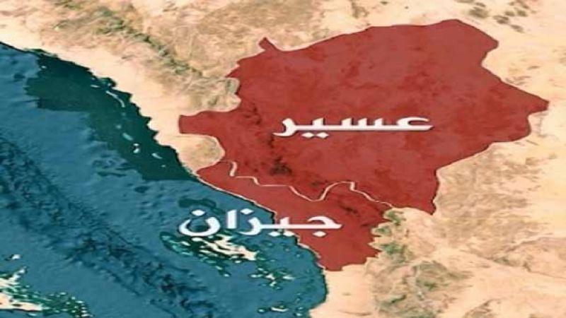 الجيش اليمني يدك تجمعات للجنود السعوديين بصواريخ زلزال ويسقط لهم طائرة تجسسية