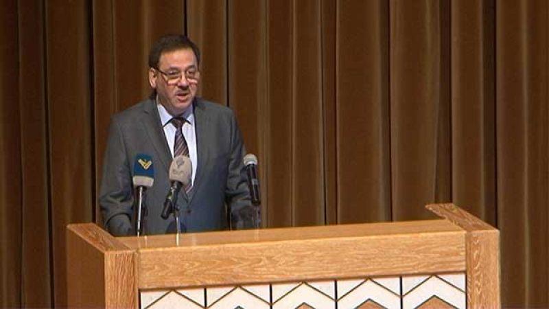 """وزير المالية السوري لـ""""العهد"""": نلبي الإحتياجات الأساسية لقطاعات المجتمع"""