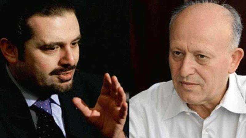 """""""المستقبل"""" يلملم نفسه سنياً: لقاء قريب بين ريفي والحريري"""