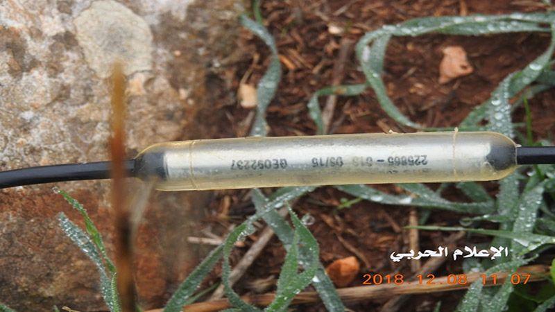 العدو يزرع أجهزة تحسّس للاهتزاز عند الحدود اللبنانية