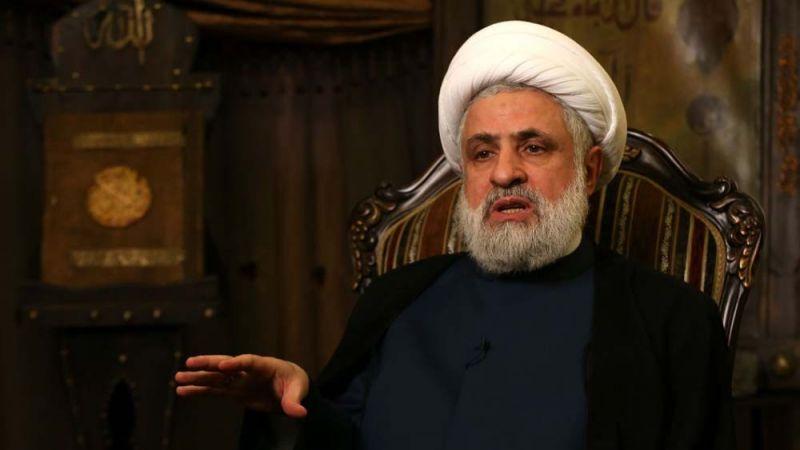 الشيخ قاسم: لا توجد نقطة في الكيان الصهيوني إلا وهي معرّضة لصواريخ حزب الله