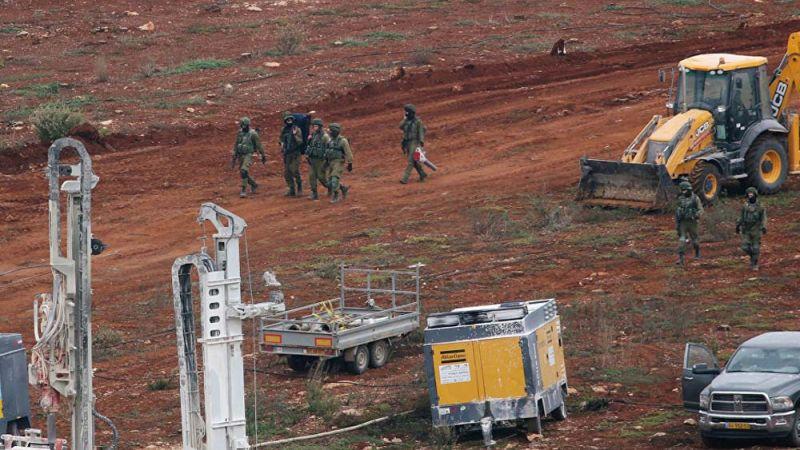 جيش الاحتلال يطلب مساعدة شركات مدنية في تحديد الانفاق على الحدود اللبنانية