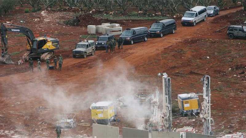 جيش الإحتلال: عمليات حفر الأنفاق معقّدة ومكلفة وطويلة