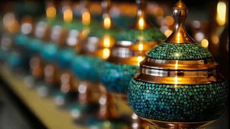 الجمهورية الاسلامية تفتتح معرض الفنون والصناعات اليدوية في مجمع بلدية الغبيري