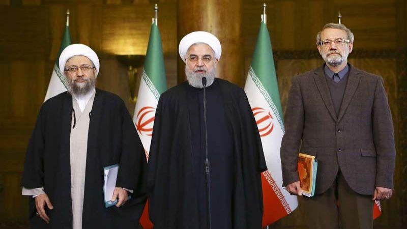 روحاني: أحبطنا المخططات الأميركية.. وصادرات النفط تحسنت بعد الرابع من تشرين الثاني