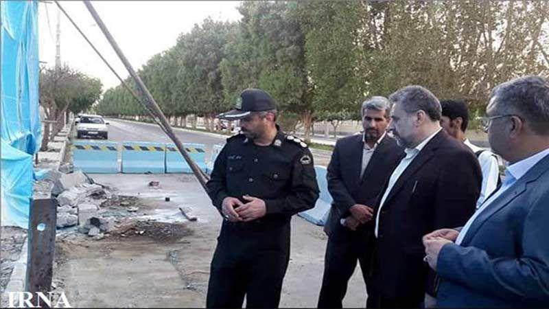 اعتقال خليّة إرهابيّة جنوب شرق إيران