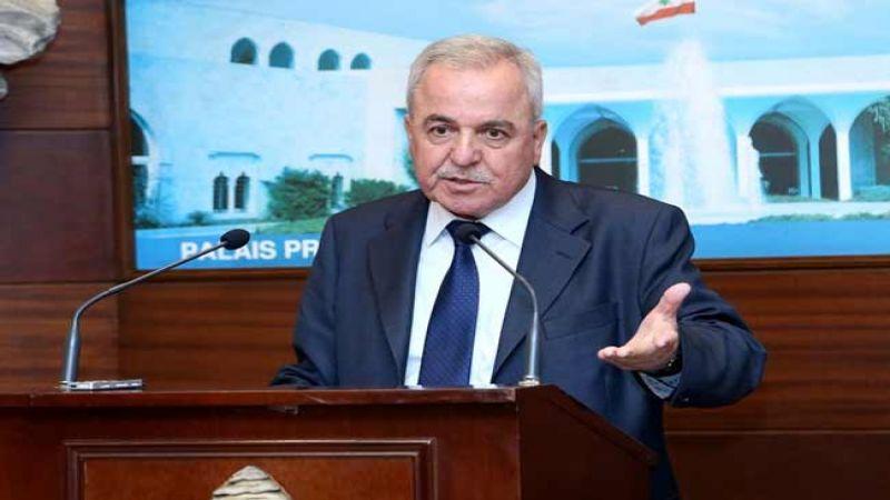 اللقاء التشاوري بعد لقائه الرئيس عون: لا يبدو أنه تم التوصل الى حل لأن الحريري لا يزال على موقفه