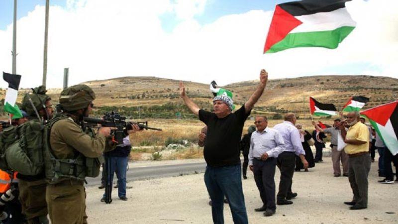 شهيد وعشرات الجرحى بقمع الإحتلال مسيرات في الضفة والقطاع