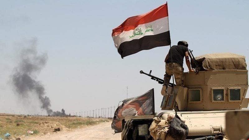 """الجيش العراقي يقصف مواقع """"داعش"""" داخل سوريا"""