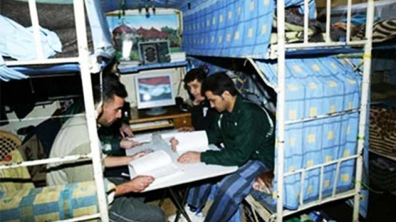 من العقاب الى التأهيل.. نقلة ثقافية نوعية في سجن حمص المركزي