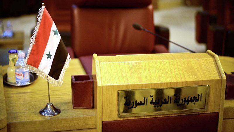 البرلمان العربي يدعو الجامعة العربية لإعادة سوريا إليها