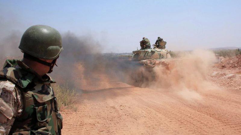 هل يبدأ الجيش السوري عملية عسكرية على إدلب؟