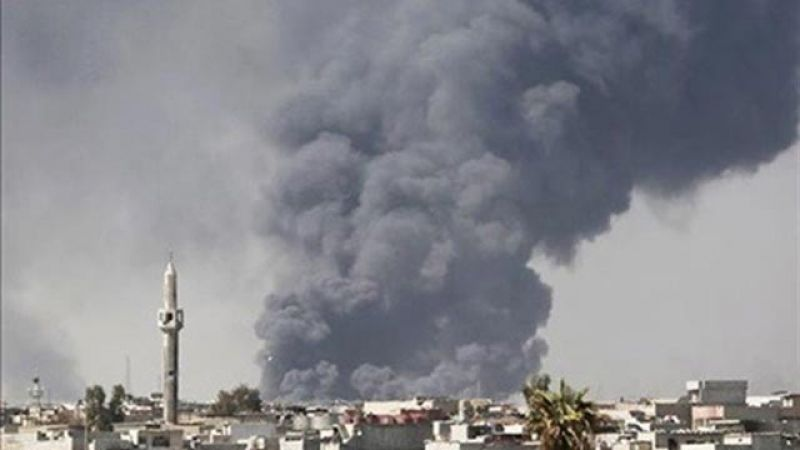 العدوان السعودي ينتهك اتفاق السويد ويشن 21 غارة على الحديدة