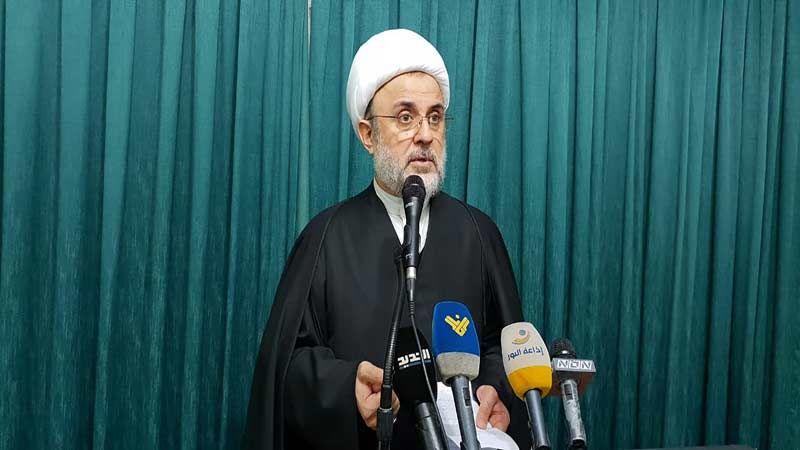 الشيخ قاووق: لبنان يزداد منعة وتحصينًا أمام كل تهديدات العدو الصهيوني