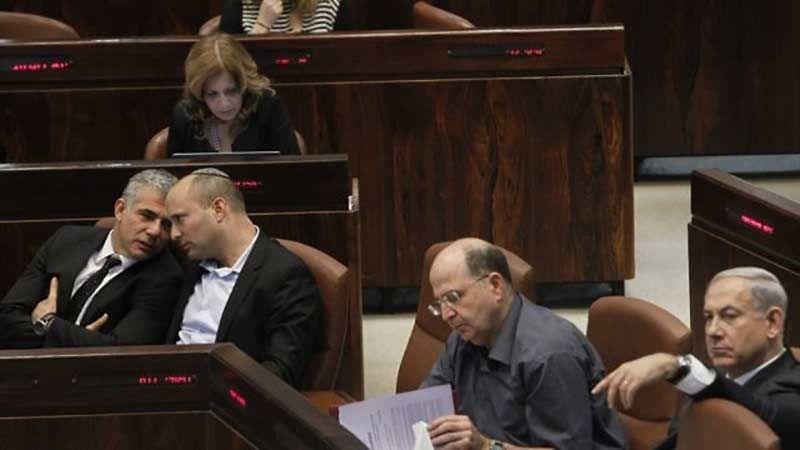 مشادّات عاصفة بين نتنياهو ووزراء البيت اليهودي في الكبينت اليوم