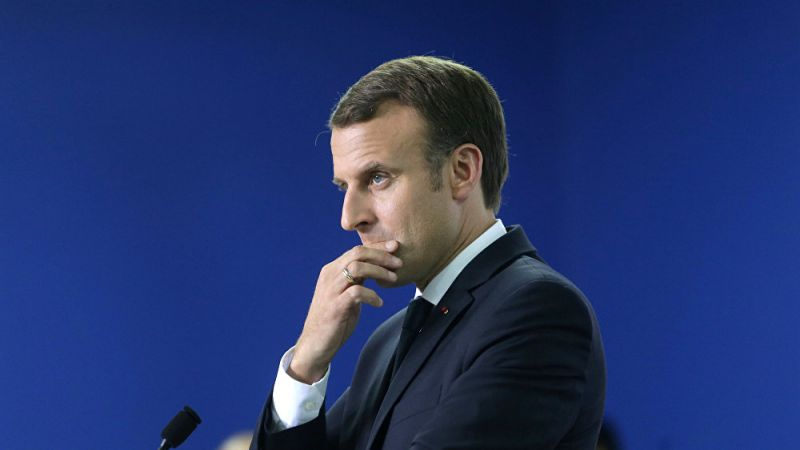 """""""ربيع فرنسا"""": ازمة حكم ونظام"""
