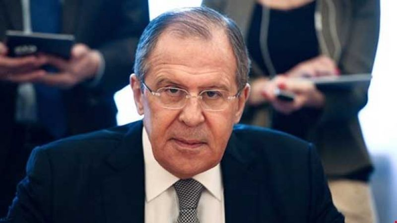 لافروف: سنرد على استفزازات كييف قرب حدودنا