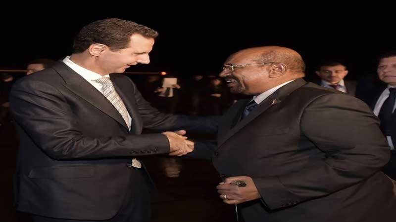 دلالاتُ ورسائلُ زيارة الرئيس السوداني إلى دمشق