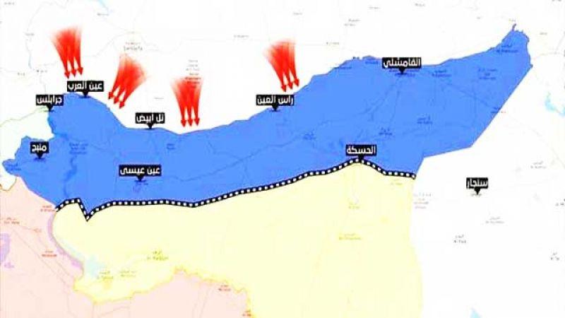 العملية العسكرية التركية على حدود سوريا اقتربت.. وهذه تفاصيلها