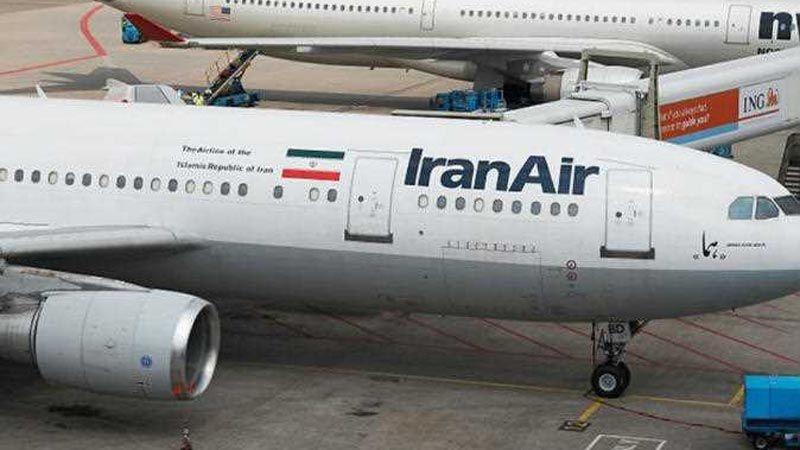 إيران: صيانة أول طائرة مدنية رغم الحظر