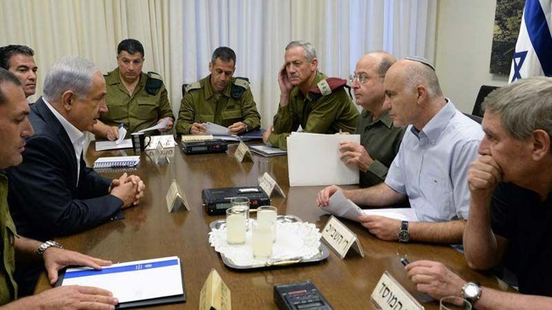 """مجلس الوزراء الصهيوني يصادق على مشروع قانون """"طرد عائلات منفذي العمليات الفدائية"""""""