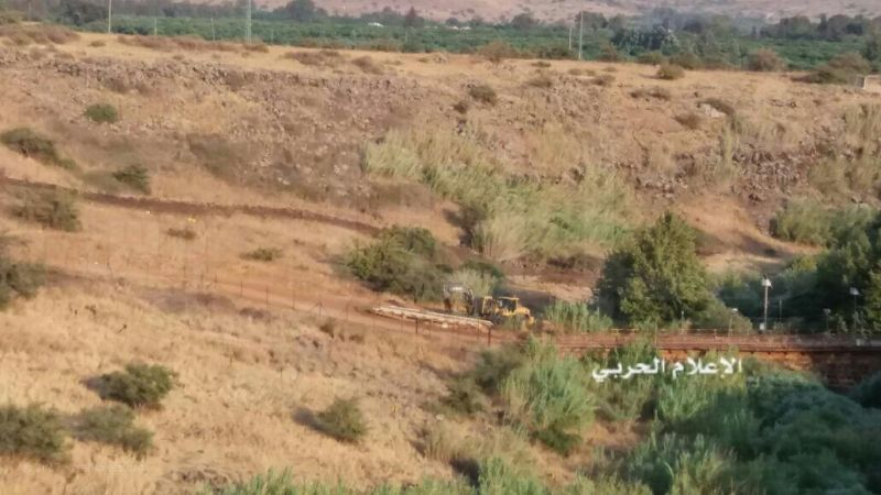 ماذا يريد العدو من زيادة نشاطاته العدائية على الحدود مع لبنان؟