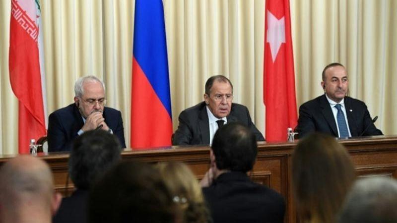 """""""اللجنة الدستورية"""" على طاولة وزراء خارجية الدول الضامنة في جنيف اليوم"""