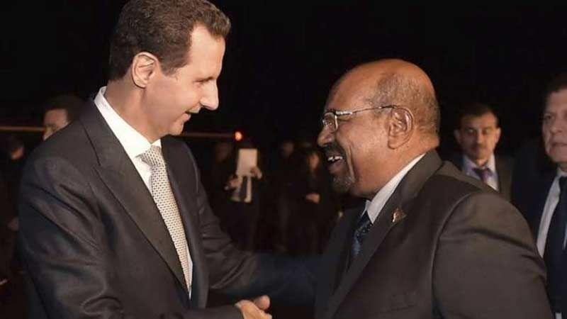مسؤول سوداني: زيارة البشير لسوريا هدفها جمع الصفّ العربي