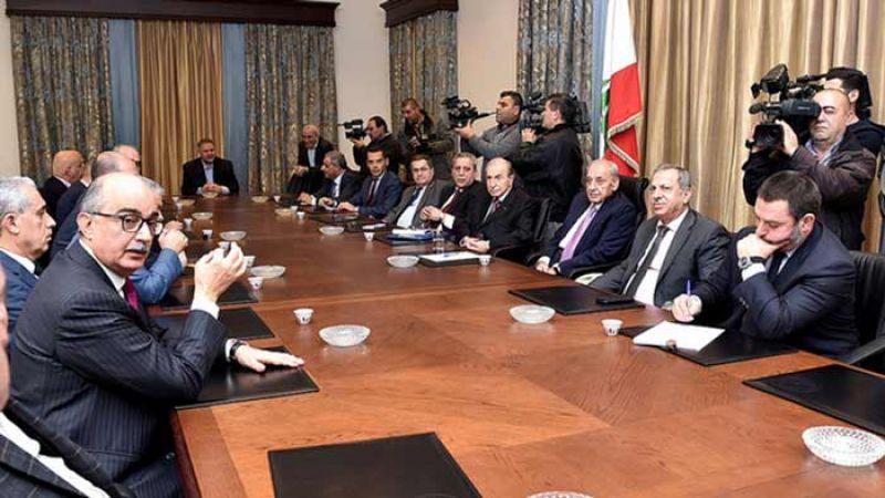 الرئيس بري: نحن على مشارف تشكيل الحكومة والأهم ان تكون متآلفة لمواجهة التحديات