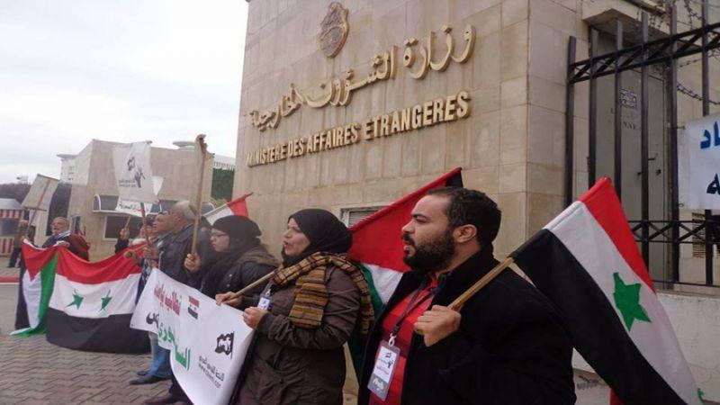 ترحيب تونسي بإعلان الإنسحاب الأمريكي من سوريا