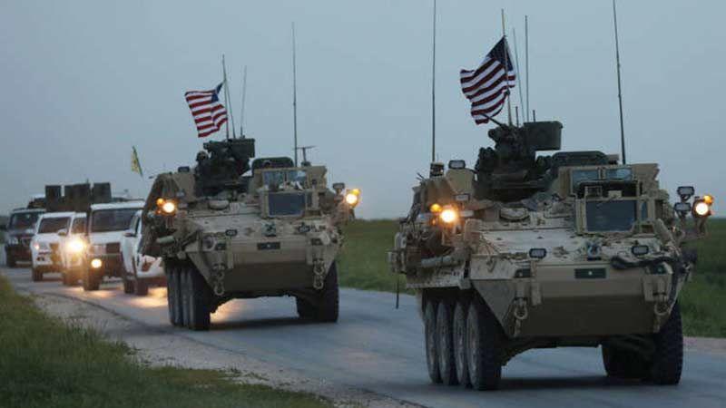 استياء صهيوني من انسحاب القوات الأمريكية من سوريا
