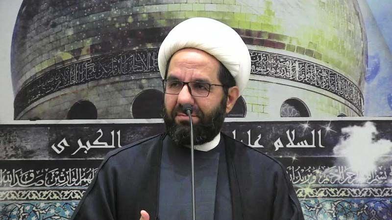 الشيخ دعموش: أولوية الحكومة إصلاح الوضع الاقتصادي