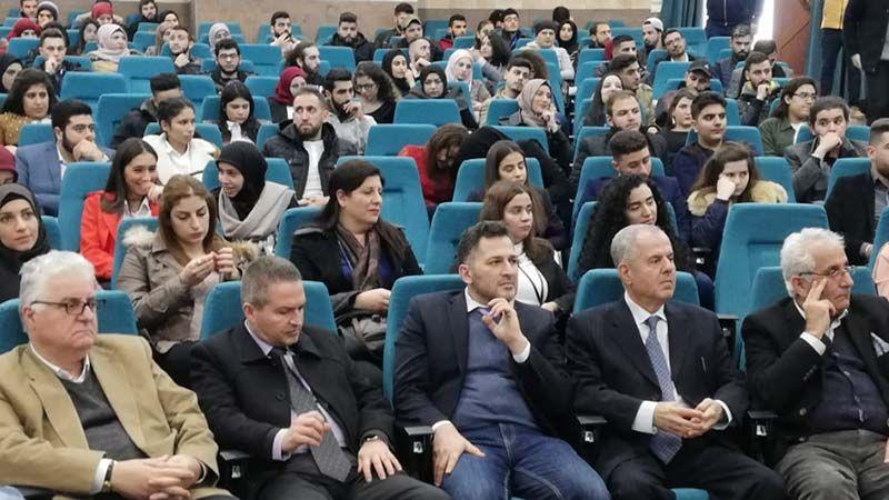 ندوة في الجامعة الاسلامية تناقش المسؤولية الإجتماعية وأخلاقيات العمل