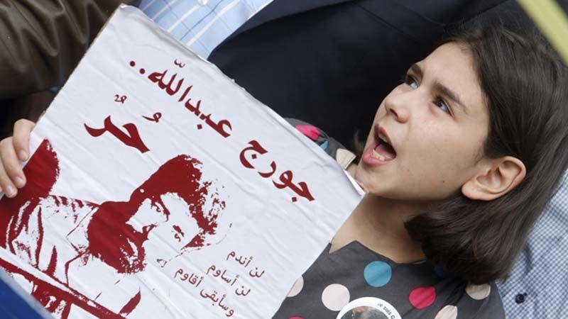 جورج عبدالله للسفير اللبناني: لا تتسوّلوا حريتي!