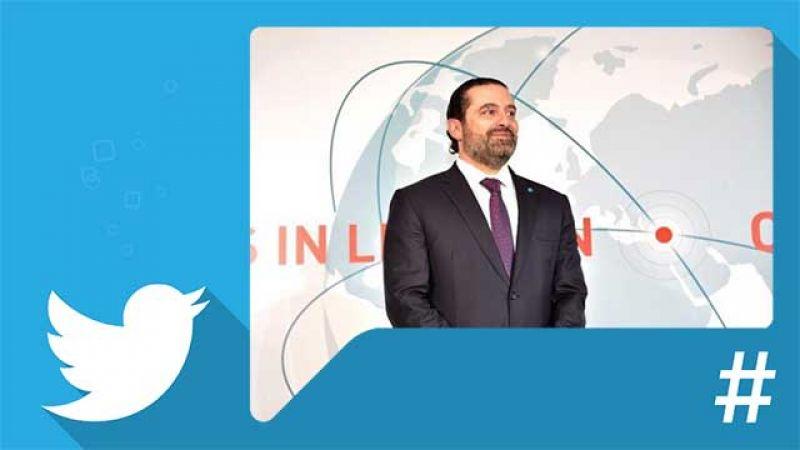 الحريري ينذر برفع الدعم عن الطاقة.. والشعب: #بدنا_من_الحكومة