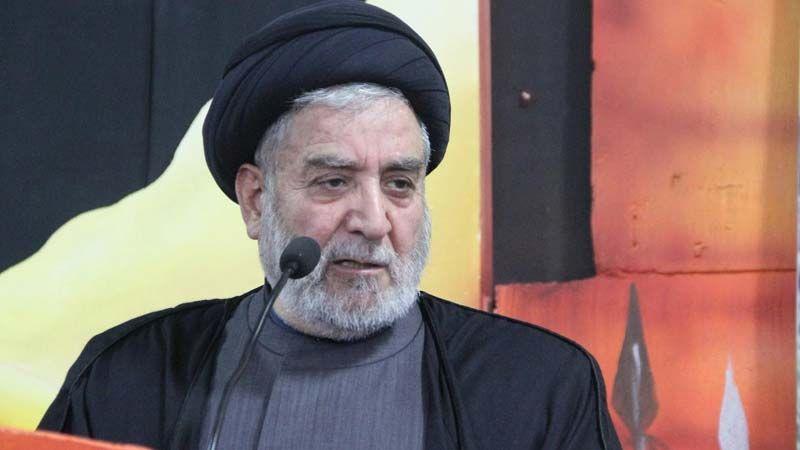 رئيس المجلس السياسي في حزب الله: أميركا ليس لها صديق ولا حليف