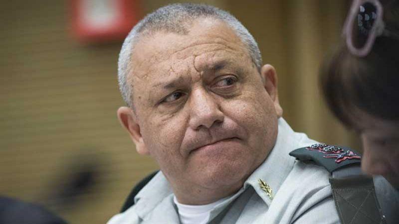 أيزنكوت: لم ننجح في توفير الأمن مع قطاع غزة منذ 3 سنوات