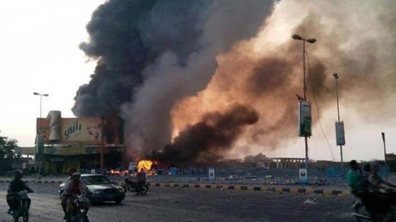 خرق سعودي لوقف إطلاق النار في الحديدة بحضور المراقبين الدوليين