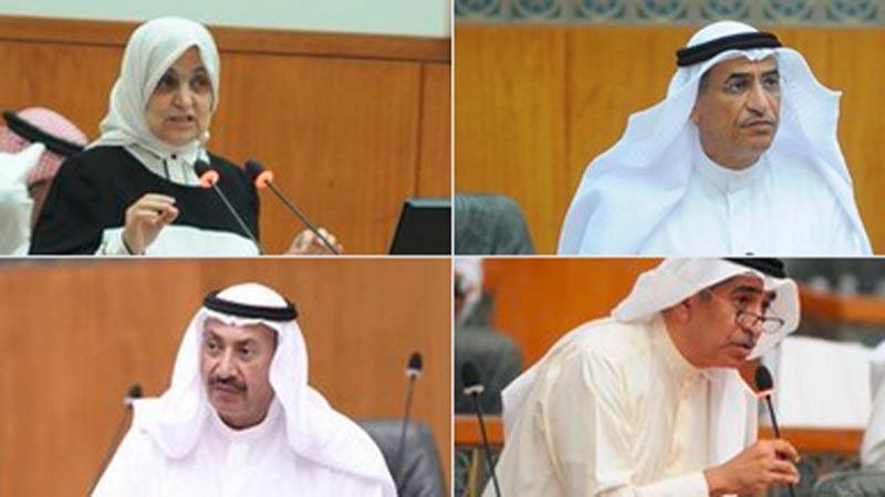 الحكومة الكويتية تقبل استقالة 4 وزراء بينهم وزير النفط